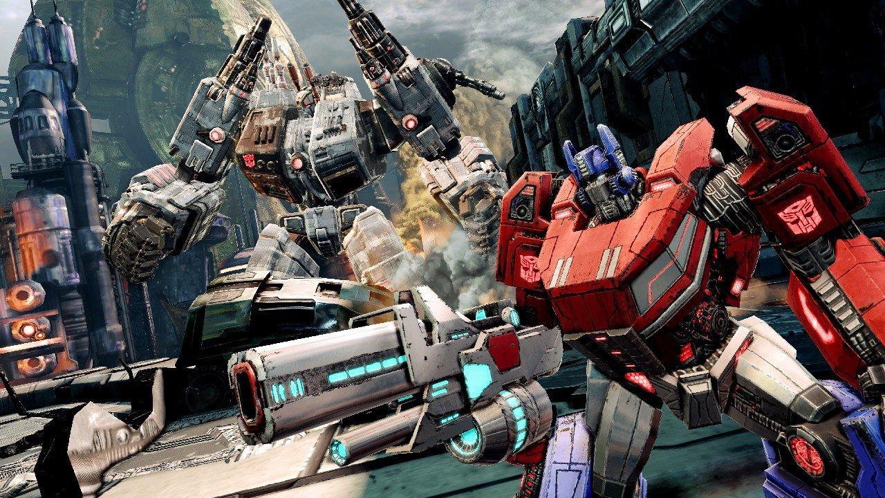 Requisitos para Instalar Transformers Fall Of Cybertron