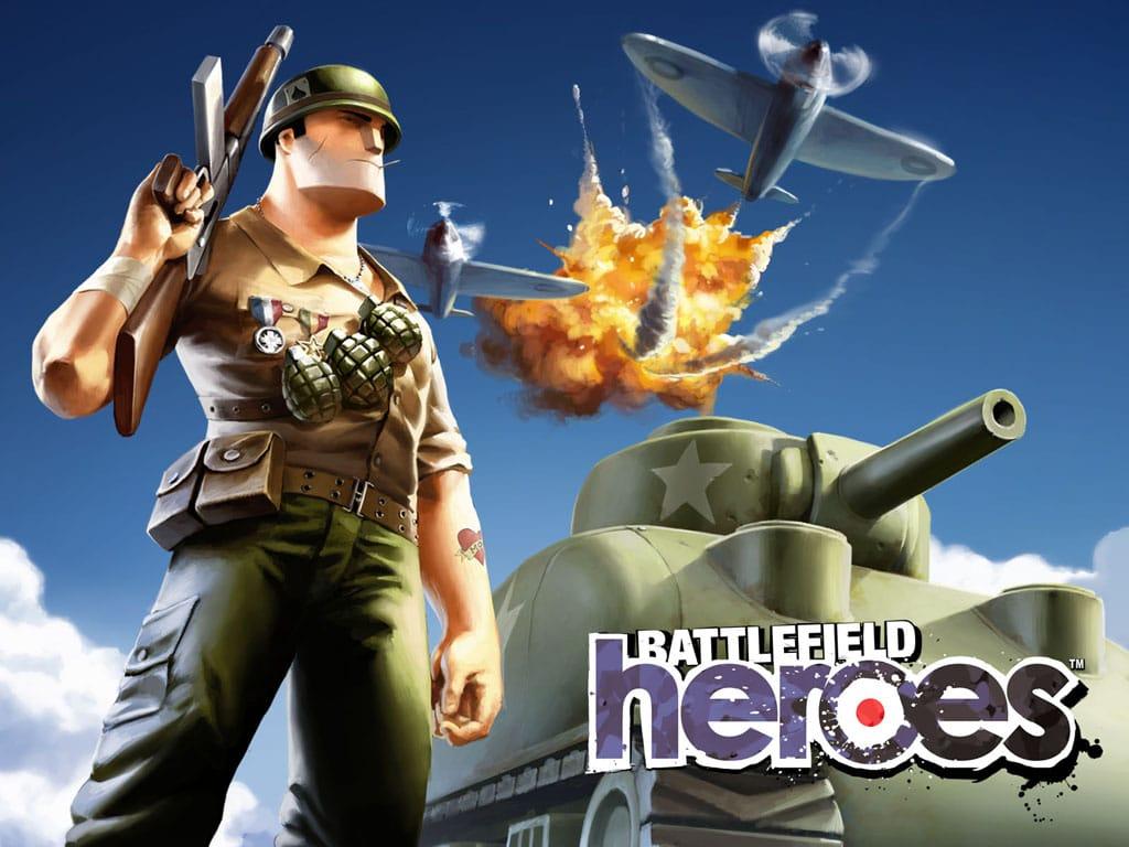 Requisitos para instalar Battlefield Héroes