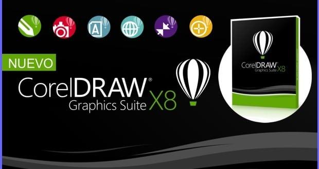 Requisitos para instalar Corel Draw X8