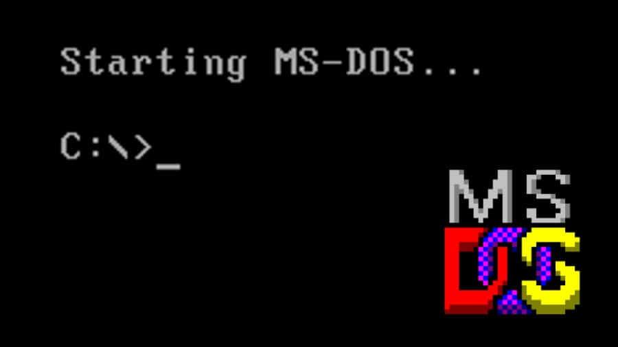 Requisitos para instalar MS DOS