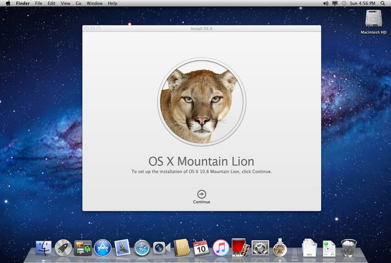 Requisitos para instalar OS X