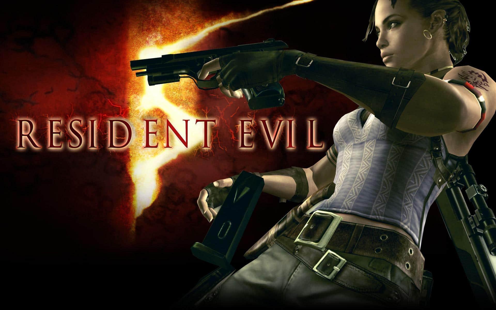 Requisitos para instalar Residen evil 5,