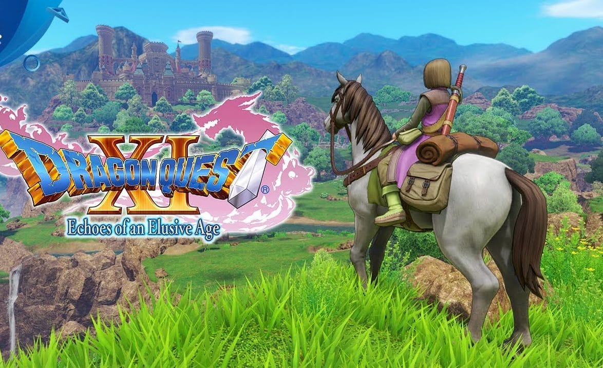 Requisitos para instalar Dragon Quest Xi Echoes of an Elusive Age