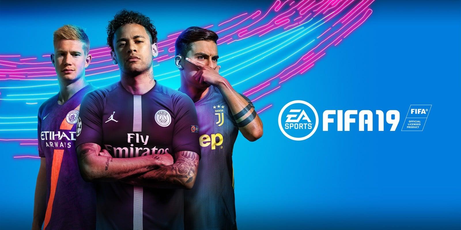 Requisitos para instalar FIFA 19
