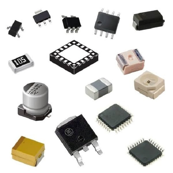 Tipos de Componentes electronicos 1