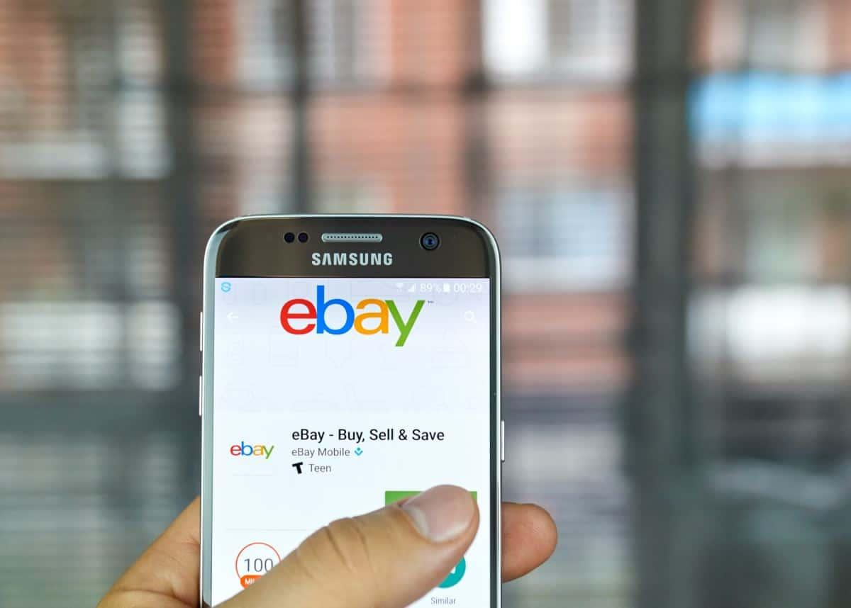 Crear cuenta eBay