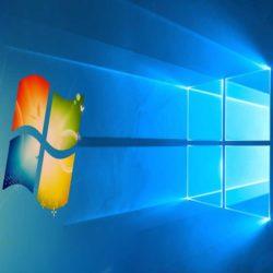 ¿Cuáles son las partes del escritorio de Windows?