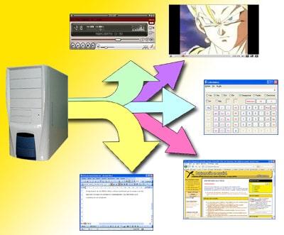 sistema operativo gráfico